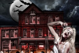 findlaters halloween poster