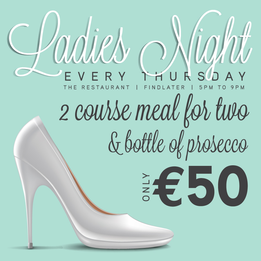 Ladies night howth findlater