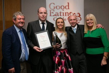 good eating guide award