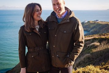 William & Kate in Howth